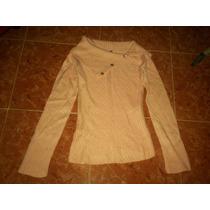 Bello Sweater Daytrip Talla L Mex M/l Seminueva Rosa