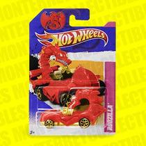 Hot Wheels Rodzilla Bonus Car