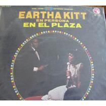 Jazz, Eartha Kitt, Lp12´, Hecho En Venezuela