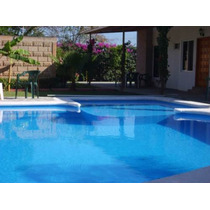 Casa Fin Semana Alberca Privada 14 Pers 4 Recs 1,485 P/noche