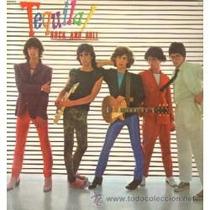 Lp Vinyl De Tequila (rock Español): Rock And Roll - 1980