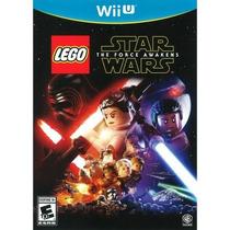 Lego Star Wars The Force Despierta (wii U)
