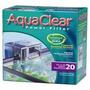 Filtro De Cascada Aquaclear 20 (100) Para Peceras 76 Lt Rym