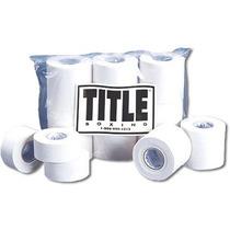 Tape De 1 Pulgada Title Boxing Paquete Con 15 Rollos Fn4