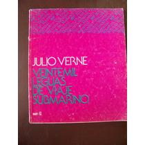 Veinte Mil Leguas De Viaje Submarino-aut-julio Verne-hm4