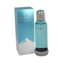 Dmh Perfume Swiss Army Mountain Water Dama Original (100ml)