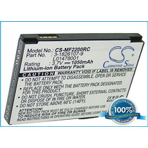Bateria Mifi Mi-fi 2200 Iusacell Novatel Bam Mifi2200
