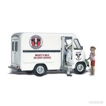 Tren Ho Accesorio Camion Leche 1/87 / Bachmann Athearn Atlas