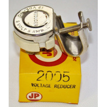 12v @ 6v Reductor De Voltage, Antiguo Vintage, Resitencia