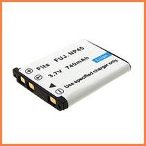 Bateria Li-ion Recargable Np-45 P/camara Fuji Finepix Z70