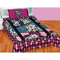Colchas Monster High, Barbie Princess, De Concord Mdn