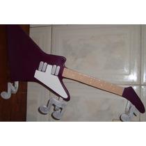 Perchero De Mdf Guitarra