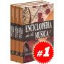 Enciclopedia De La Música 3 Vols