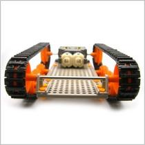 Kit Robot, Incluye Base, Motoreductor, Llantas Y Oruga