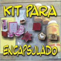 Kit De Encapsulado, Para Llaveros, Incrustaciones, Fotos Etc