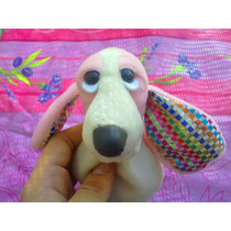 Perrito De Peluche Hush Puppies Modelo 2 Marca Applause