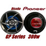 Bocinas Gp Series De 4 Vias Con Tweeter, Medios 6.5 300watts