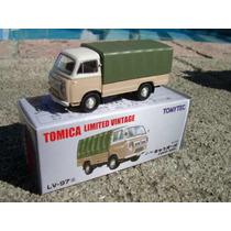 Nissan Caball 1900 Brown De Tomica Limited Vintage 1:64 Vv4