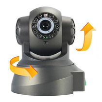 Camara Ip Alambrica Seguridad Internet Video Audio Vigila