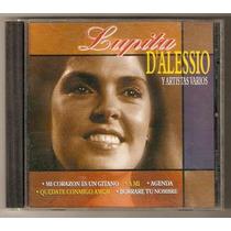 Lupita D´alessio Y Artistas Varios Cd
