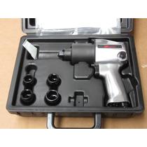 Pistola Llave Neumatica Ir 131k Ingersoll Rand 1/2 Impacto