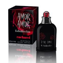 Mdn Perfume Amor Amor Forbidden Kiss Cacharel Dama 100ml