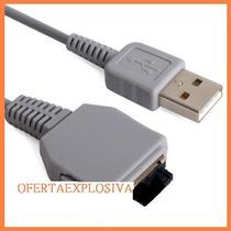 Cable Usb P/transferir Datos P/camaras Sony Dsc-w110 W120