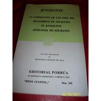 Jenofonte La Expedición De Los Diez Mil El Banquete 2000