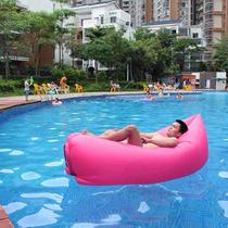 Lazy Sofa Sillon Inflable Portatil Playa Tipo Laybag Hangout
