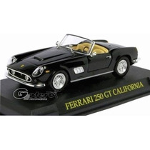 Panini 25 Coleccion Ferrari 250 Gt California 1/43 Die Cast