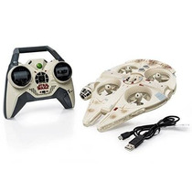 Air Hogs Star Wars Ultimate Control Remoto Millennium Falcon