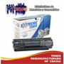 Toner Remanufacturado Hp Cb436a