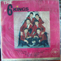 Rock Mexicano.the Six Kings,lp12´, 1966