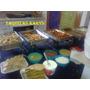 Banquetes Taquizas Parrilladas Y Tostadizas, Solo En El Df