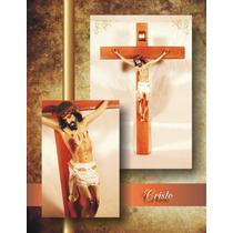 Articulo Religioso E Imagenes Cristo De 40cm. De Resina