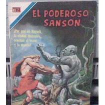Comic El Poderoso Sanson Serie Aguila Novaro
