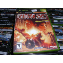 Crimson Skies: High Road Para X Box
