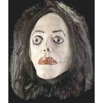 Michael Jackson Mascara Deluxe Con Peluca Limited Edition.