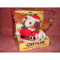 Gremlins Santa Gizmo Muñeco De Felpa 17cmts. Nuevo!!!