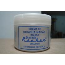 Crema De Concha Nacar Solida De 110 Gr. Gerardo Rocher