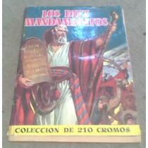 Album De La Pelicula Los 10 Mandamientos ¡¡¡lleno!!!