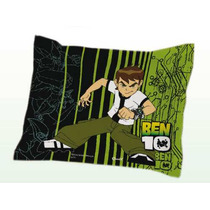 Almohadas Ben 10, Barbie, Monster High, De Concord Omm