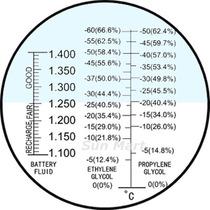 Refractometro Para Anticongelante Y Bateria Nuevo