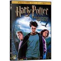 Harry Potter Y El Prisionero De Azkaban Ed. 2 Dvds Coleccion
