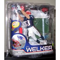 Mcfarlane Nfl Wes Welker New England Patriots Serie 26 2011