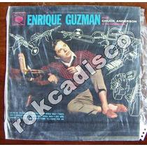 Rock Mex, Enrique Guzman/chuk Anderson Y Su Orquesta Lp 12´,