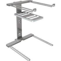 Soporte Portatil Estable P/ Laptop P/ Dj Aluminio Con Acero