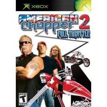 American Chopper 2: Full Throttle Xbox Nuevo