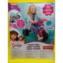 Triciclo Nuevo Fisher Price Dora Original Sin Abrir