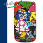 Carcasa Protector Funda Galaxy S3 Mini I8190 Collage Niña
